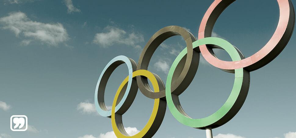 Abertura das Olimpíadas