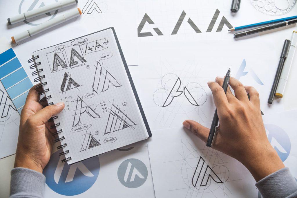 Serviços de criação de logotipo